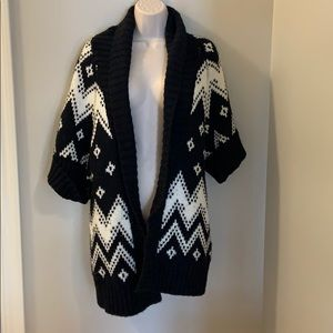 Express chunky sweater size small